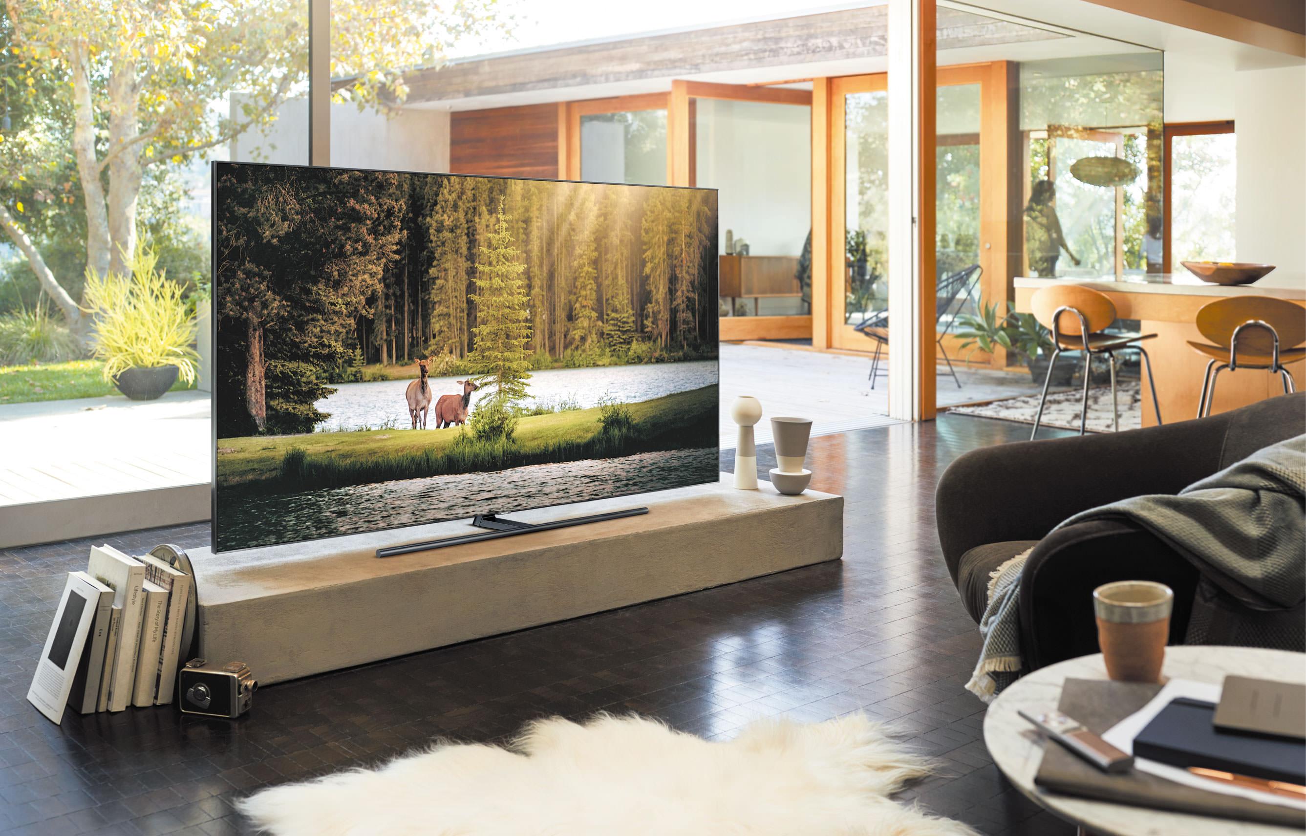買電視送你飛出國兩趟!? 三星QLED量子電視─世上顏質最高的電視
