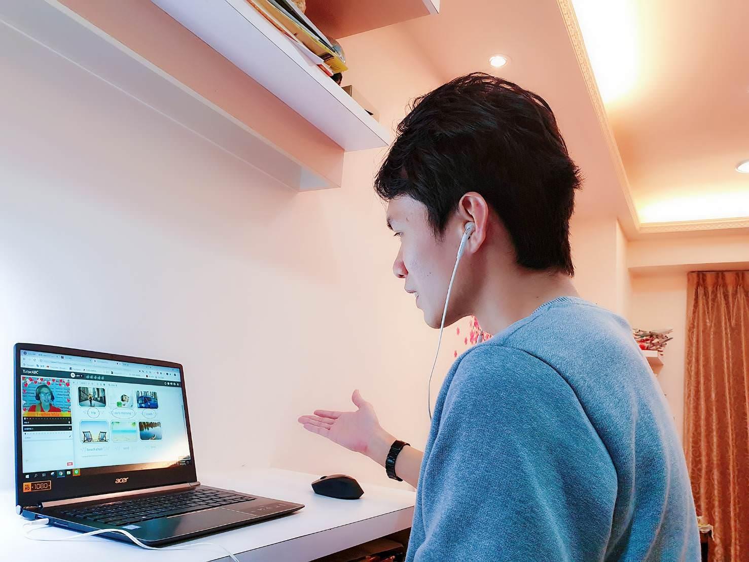 學習英文,學習跟世界做朋友-TutorABC